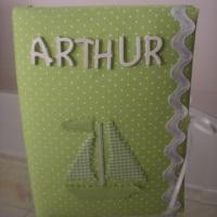 Álbum Arthur Verde (Perfumadoe Personalizado)