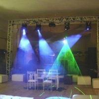 DJ (som e iluminação de pista)