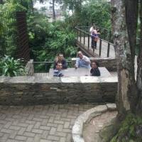 Momento de descanso em Ouro Preto.