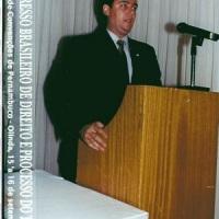 Eduardo Vaz - Mestre de Cerimônias