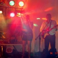 Apresentação da dupla Eldon Moreira & Isah Medeiros em uma festa de aniversário no Clube Naciona