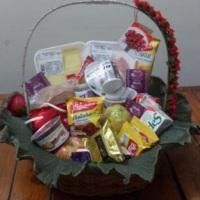 cesta de café da manha R$ 90,00