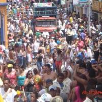 Trio -Elétrico No Carnaval de Nova Lima 2009