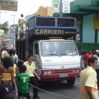 Trio -Elétrico No Carnaval de Nova Lima