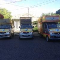 Nova frota de mini trios