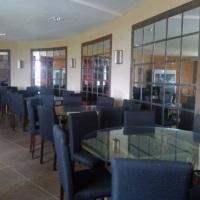 Lounge de mesas com vista 2 - 60 lugares em mesa