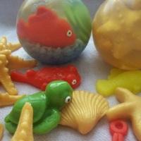 Aniversario Sabonetes Fundo do Mar