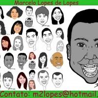 Caricaturas M2LOPES por encomenda