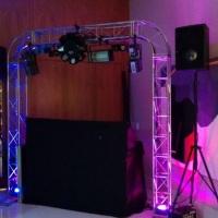 Estrutura básica com som e luz
