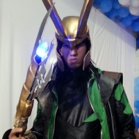 #loki #avengers #vingadores #personagensvivos #eshowpersonagensvivos