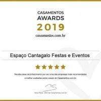 Espaço Cantagalo aluguel casa salao festas eventos campo grande Rio Janeiro RJ Premio