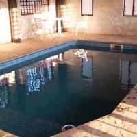 #piscina coberta e aquecida
