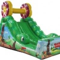 tobogã baby play para crianças até 6anos 250,00 p/ 4h