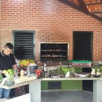 Buffet de Churrasco com Open Bar