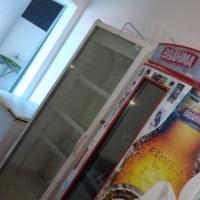 Cozinha equipada, Cervejeira, Geladeira expositora, Freezer, Fogão industrial com forno, microondas