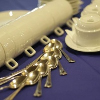 Locação de Xícaras de porcelana (99634-6882 whats)