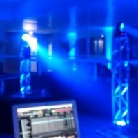 DJ Som e Iluminação Cênica, Festa de Jovens