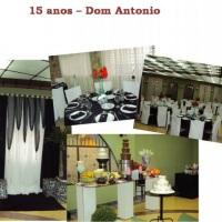 15 anos - Dom Antonio