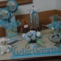 Mesa de Victor Gabriel