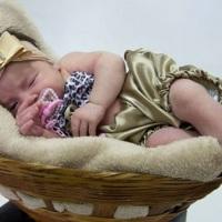 New Born Ana Clara