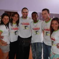 Congresso Nacional de Forró - Sou um dos organizadores e professor do evento