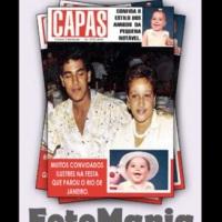 Foto Celebridade (capa revista)