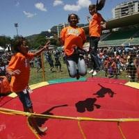 FESTA DAS CRIANÇAS DAS COMUNIDADES QUE TEM UPPS UPPS -
