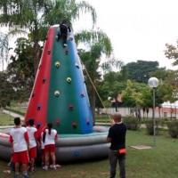 Pirâmide parede de escalada - tamanho 5 X 5