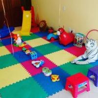 Espaço Baby com monitoria