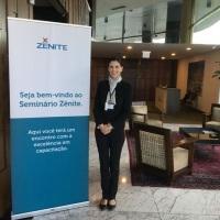 Seminário Zênite - Equipe de recepção e credenciamento.