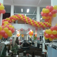 Decoração em lojas