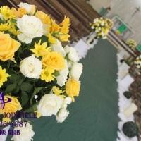 Decoração de igreja para casamentos - trabalhamos também com decoração de aniversário de 15 anos,for