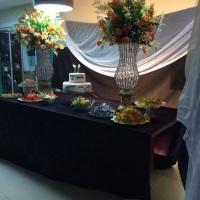 Decoração de eventos sociais e casamentos.