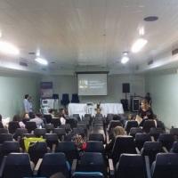 EVENTO EMPRESARIAL SOM E PROJEÇÃO - BELÉM /PA