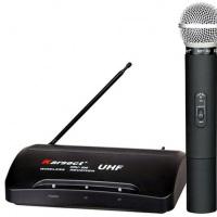 Microfones c/ e s/ fio
