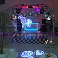 Boate Aranha - Gran Fino Hall - Nova Serrana