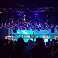 Boate 50 Globos - Clube Araguaia - Nova Serrana-MG