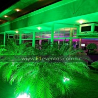 Luz Cênica Externa - Automóvel Clube - Pará de Minas