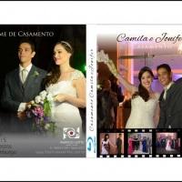 nossas capas de blu ray de casamentos - fabricio leite films