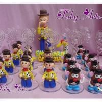 Topo e lembranças Toy Story