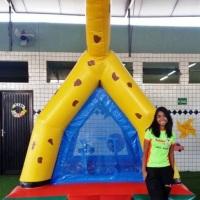 Piscina de Bolinhas Girafa.