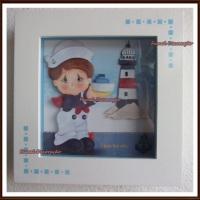 quadro para decoração quarto de bebe