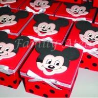 Lembrancinha Mickey