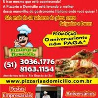 pizzaria a domicilio