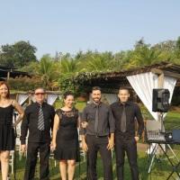 Buffet Glauber de Carvalho, cerimônia campal !!!