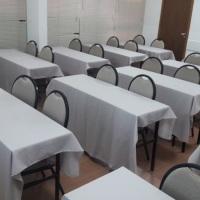 auditório 1 formato sala de treinamento