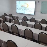 Auditório 1 formato treinamento