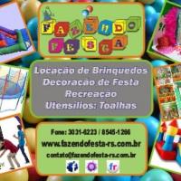 Fazendo festa, Locação e Aluguel de Brinquedos