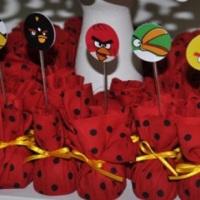 Bombom Angry Birds