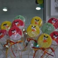 Pirulito Angry birds